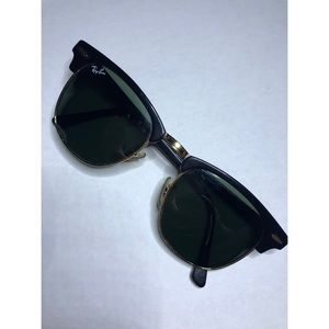 Ray Ban Sunglasses | RB 3016 Clubmaster